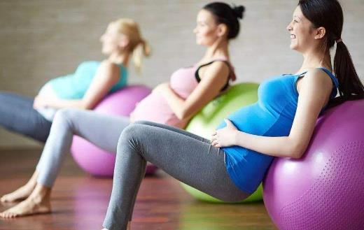 想要生產順利爬樓梯不靠譜 準媽媽運動需注意的事項
