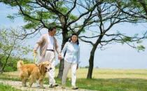 养狗人士的运动量达标率会偏高 带着狗狗运动的好处
