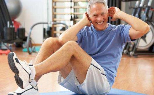 老人锻炼的方式要多样化 练习平衡防跌倒