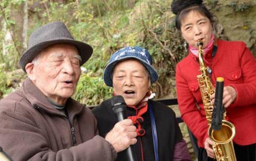 唱歌不仅有益身心健康 更是老年人养生的一大法宝