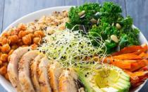 晚餐多样沙拉好吃不长肉 减肥晚餐食谱大全