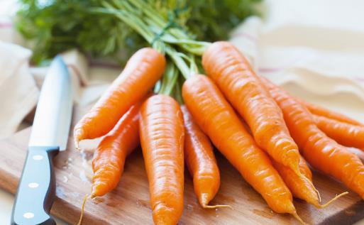 不能过量食用的蔬菜 过量吃胡萝卜易引起胡萝卜血症