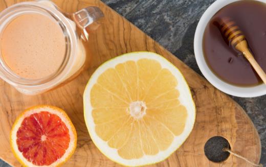 水果加热吃更营养 维生素C含量不高的水果适合加热吃