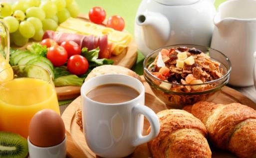 早餐吃这些食物 身体很受伤