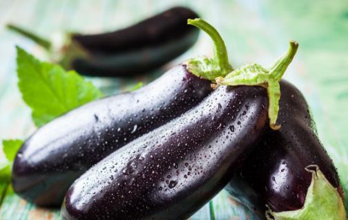 夏季吃茄子清热解暑平稳血压 但大量生吃茄子易中毒