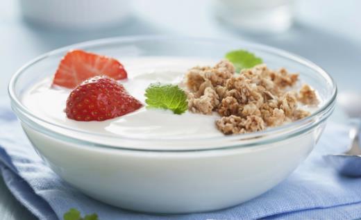 酸奶营养高 4个时间段喝最养生