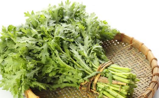 茼蒿素有皇帝菜的美誉 茼蒿的营养价值