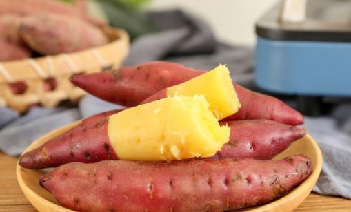 红薯有补脾益气的功效 推荐两道美容养颜的红薯糕点