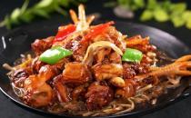 经典的湖南菜式 注重香辣香鲜软嫩