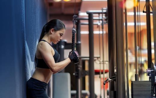健身时出现这9种情况 你就要停下来了