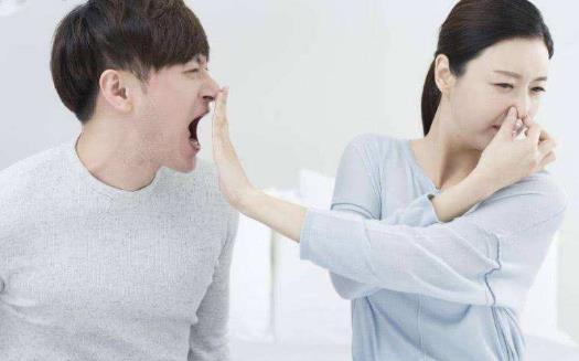 口干口苦口气重的共同原因 要引起重视