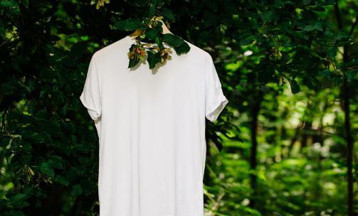 保养白T恤的5个小妙招