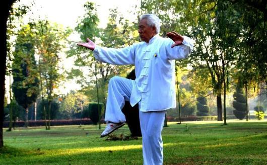 太极拳的节奏很适合老年人 练习太极拳的八个注意事项