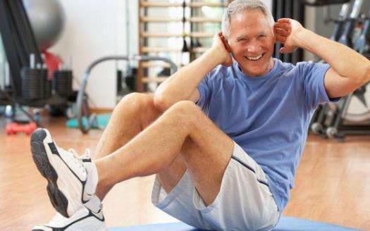 老人居家健身小动作 老人日常运动的8个注意事项