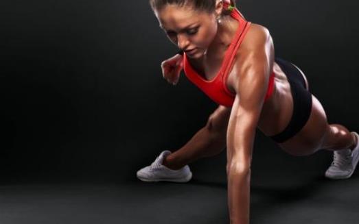 走上减肥健身之路 女孩健身的好处