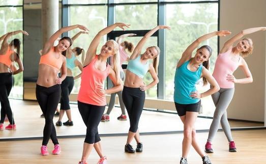 适合女孩健身的8项运动 赶紧行动起来吧