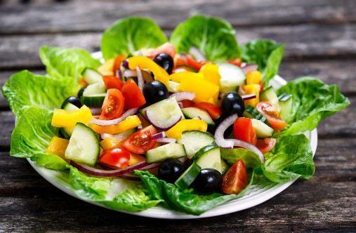 蔬菜沙拉减肥的正确吃法 五款蔬菜沙拉美味又解馋
