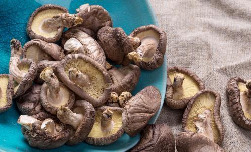 干鲜香菇处理方式各不同