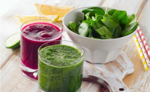 喝果蔬汁要记住四大学问 小口喝更利于吸收