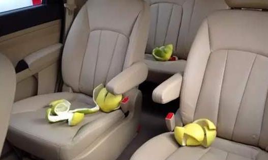3种办法相结合 教你去除车内异味的小窍门