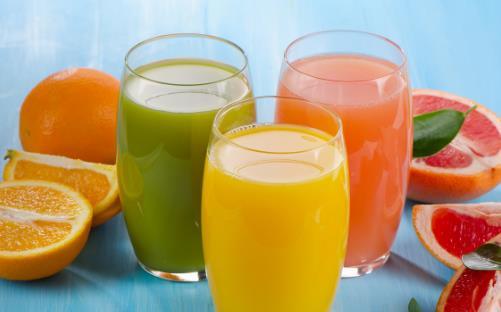 不同果汁的美容功效 喝健康果汁要掌握七个技巧