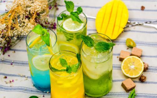 每天一杯果汁好处多 避免破坏果汁的营养七要诀
