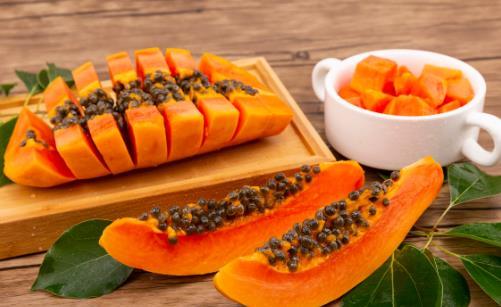 木瓜丰胸的正确吃法 快来Get日常丰胸食物