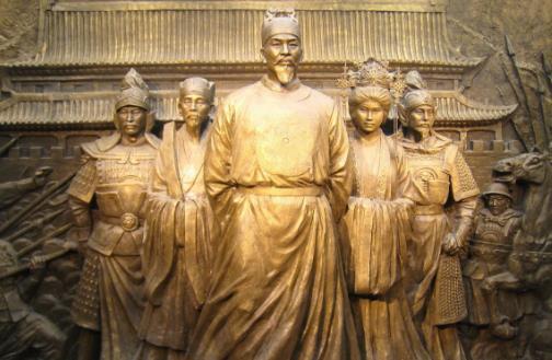 朱元璋北伐是复土战争 只有朱元璋北伐成功的原因