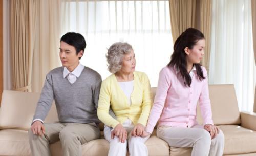 婆媳关系好坏取决于谁 有关婆媳关系的几大戒律