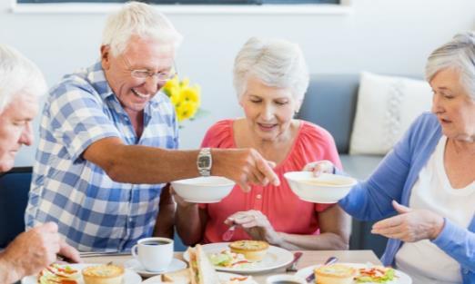 预防缓解老年人胃酸的食物