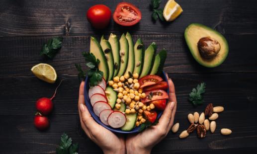 给素食者的8条健康贴士 4种素食是秋季人们进补的宝贝