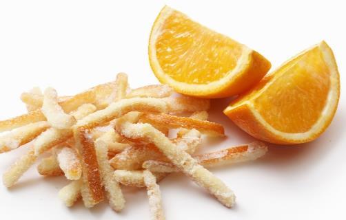吃橘子别扔皮 橘子皮能预防晕车