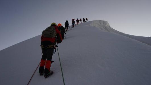 登山有风险 小心加谨慎 驴友户外登山旅游注意事项有哪些