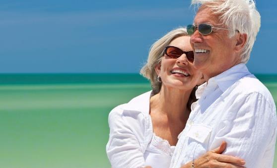 幸福感强的10种老人 与乐观者为伍老人的生活满意度更高