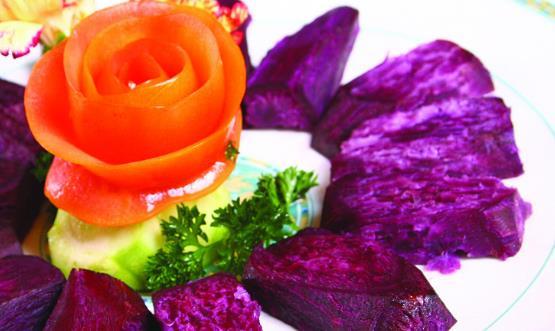 紫薯和红薯的营养区别 紫薯特别适合三高人群