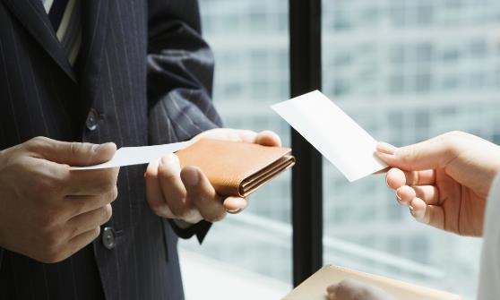 一张名片让你打开职场人脉 关于名片你要了解的知识