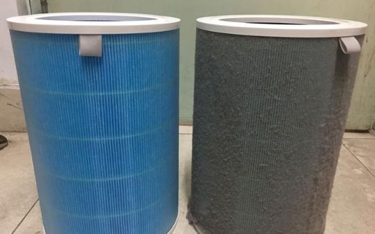 空气净化器滤网怎么清理,看完你就会了!
