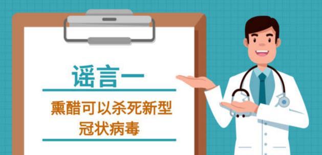 吸烟喝酒熏醋VC盐水漱口抗流感药物可抗新型冠状病毒吗?谣言!