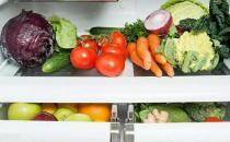 冰箱保存蔬菜 洗干净后再放冰箱会更好