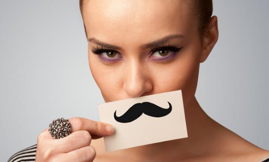 女生嘴唇上长胡子怎么办 女性长胡子能不能把胡子剃光
