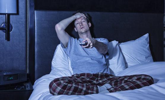 失眠会压垮我们的身体 养好习惯睡好觉