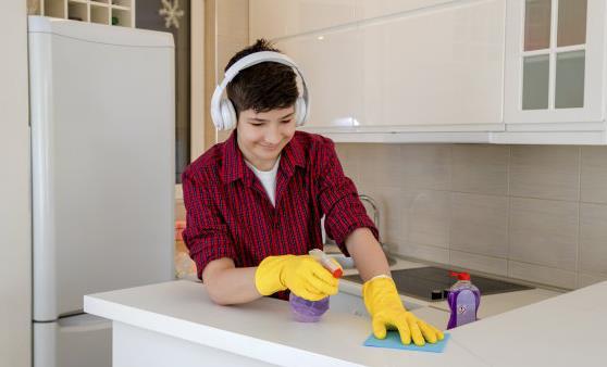 做家务是最好的运动 掌握3要点做家务不伤身