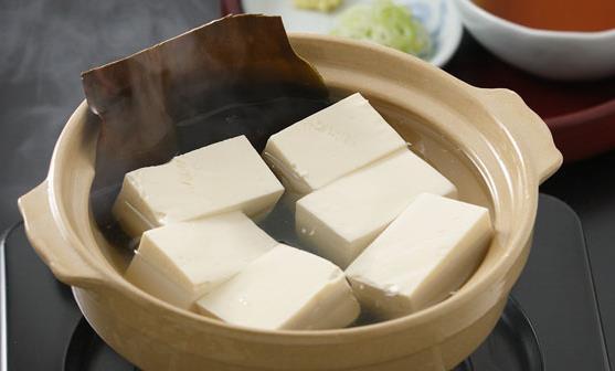 豆腐对肺热咳嗽有疗效 化痰止咳的食物推荐