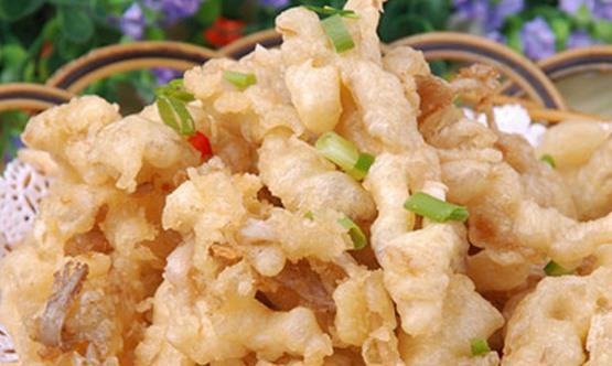 炸蘑菇的三种家常做法 金黄酥脆比肉还香