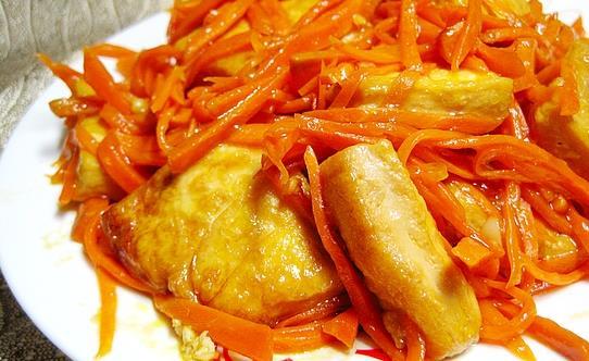 胡萝卜增强免疫力延缓衰老 胡萝卜的七种家常做法
