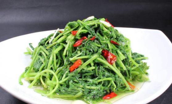 茼蒿菜的作用与功效 茼蒿的食用禁忌