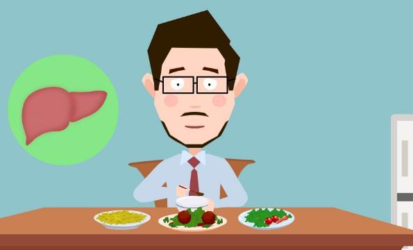 用餐前后莫动怒 愤怒伤肝如服毒